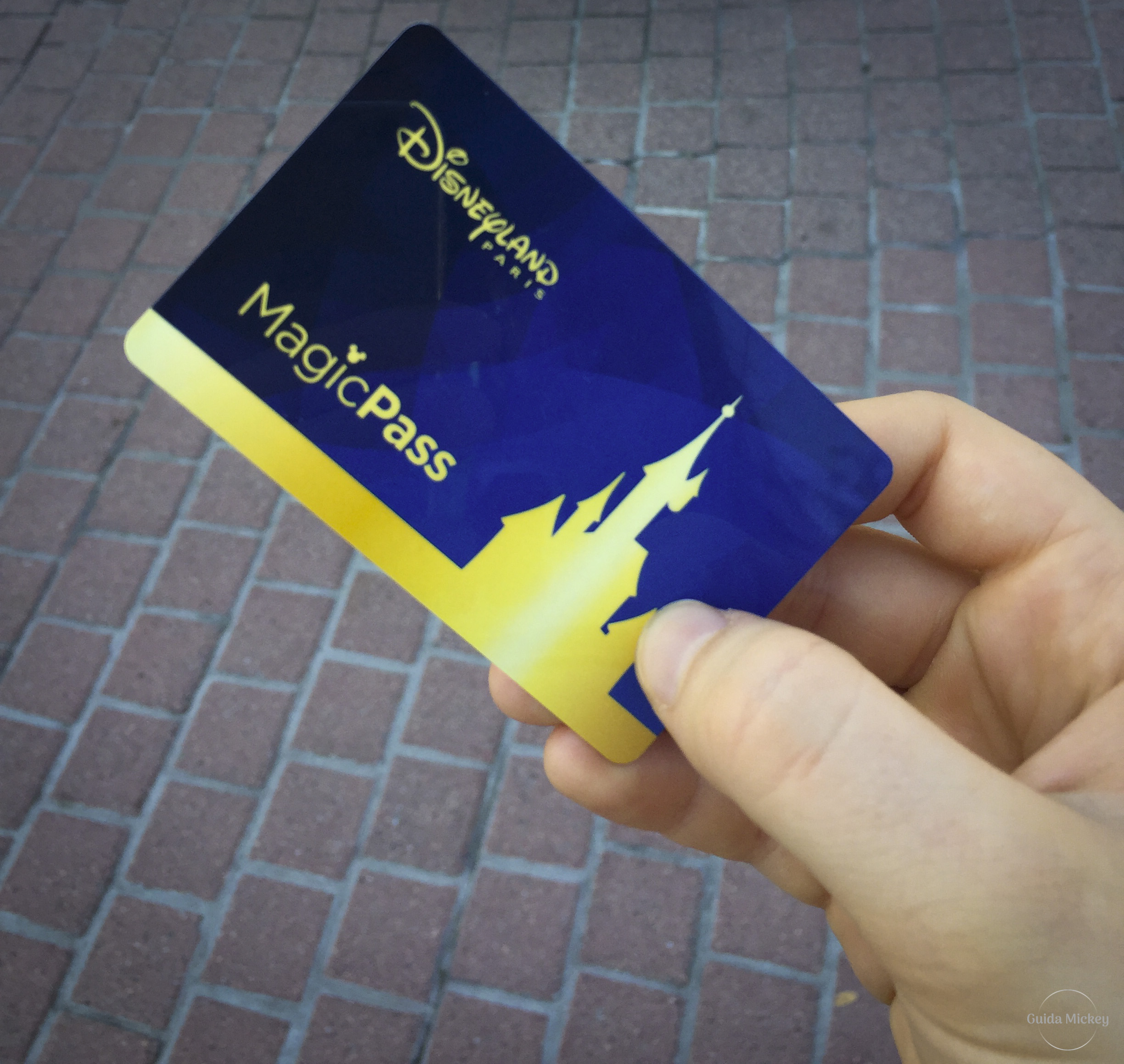 Che cos'è il Magic Pass?